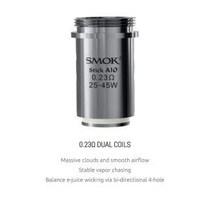 SMOK Stick AIO Coil 交換用コイル 予備コイル|sakuravapor