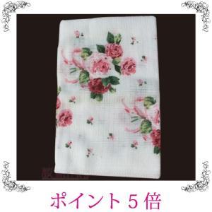 バスグッズ ボディタオル ローズ バラ 薔薇 おしゃれ 雑貨|sakuraworks