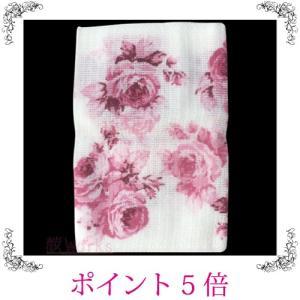 バスグッズ ボディタオル ローズ バラ 薔薇 ピンク おしゃれ 雑貨|sakuraworks