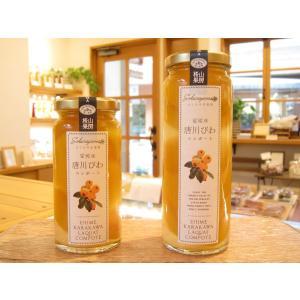 『愛媛産 唐川びわ』 無添加・低糖度のコンポート。愛媛産の唐川びわを使用。旬の果実そのままの風味が生きています。