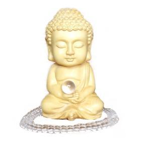 手元供養 木彫り 仏像 開運 厄除け お守り 仏陀 ブッダ 釈迦 如来 化粧箱 付き