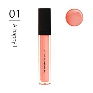 inic LIP TINT TEMPTATION        #01 A happy I|sakusaku-d