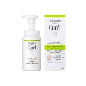 Curel キュレル 皮脂トラブルケア 泡洗顔料 150ml 花王|sakusaku-d