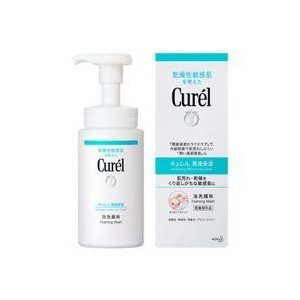 Curel キュレル 薬用泡洗顔料 150ml 花王|sakusaku-d