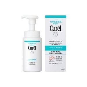 Curel キュレル 薬用泡洗顔料 150ml|sakusaku-d