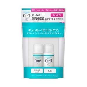Curel キュレル 潤浸保湿 ミニセットII しっとり 花王 医薬部外品