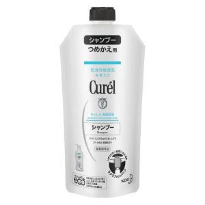 Curel キュレル シャンプー つめかえ用 340ml|sakusaku-d