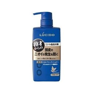 ルシード 薬用ヘア&スカルプコンディショナー 450g マンダム|sakusaku-d