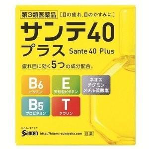 サンテ40プラス 12ml|sakusaku-d