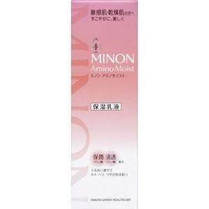 ミノン アミノモイスト モイストチャージ ミルク 100g  保湿乳液|sakusaku-d