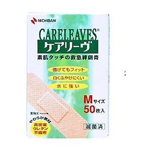 ニチバン  ケアリーブ Mサイズ 50枚  衛生医療品|sakusaku-d