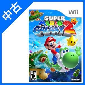 スーパーマリオギャラクシー2  Wii ソフト  ケース 取説付き