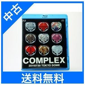 日本一心 20110730 TOKYO DOME 【Blu-ray+LIVE CD】COMPLEX コンプレックス