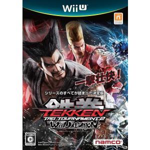 鉄拳タッグトーナメント2 Wii U EDITION|sakusaku3939