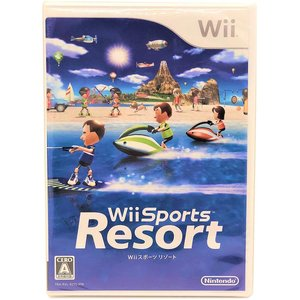 Wiiスポーツ リゾート(ソフト単品) 任天堂 MAP付き