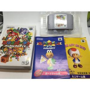 マリオパーティ ソフトのみ Nintendo64