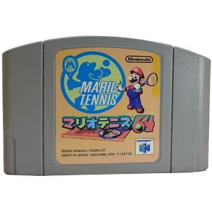 マリオテニス64 ソフトのみ Nintendo64