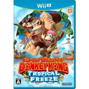 ドンキーコング トロピカルフリーズ - Wii U|sakusaku3939