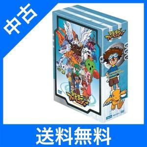 人気携帯ゲームをアニメ化したTVシリーズ第1弾の9枚組BOX。  デジタルワールドに漂流した7人の子...