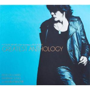 氷室京介 25th Anniversary BEST ALBUM GREATEST ANTHOLOGY(初回限定盤)|sakusaku3939