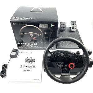 PS3 ロジクール ドライビングフォース GT 箱 取説付き  (LPRC-14500)