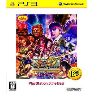 スーパーストリートファイターIV アーケードエディション PlayStation 3 the Bes...