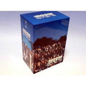THE BOOM  LIVE DVD BOX Vol.1 '90~'93 sakusaku3939