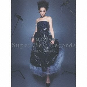MISIA  Super Best Records-15th Celebration-(初回生産限定盤)(DVD付)CD+DVD, Limited Edition|sakusaku3939