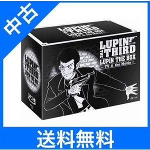 LUPIN THE BOX -TV&the Movie- [DVD] ルパン三世