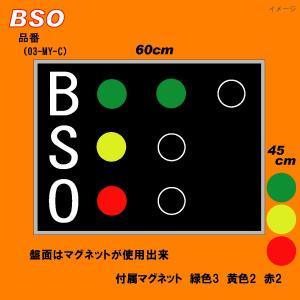 BSO カウントボード Mサイズ  ■寸法 巾600mm×高さ450mm 厚み15mm    ■カラ...