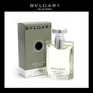 BVLGARI ブルガリ プールオム オードトワレ エクストレーム スプレー100ml 香水 フレグランス エクストリーム|salada-bowl