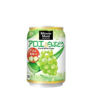 白ぶどう果汁のすっきりした味わいと、ぷるぷるアロエのユニークな食感が魅力です。栄養機能食品(ビオチン...
