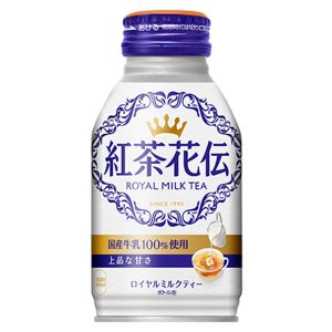 1ケース コカコーラ 紅茶花伝 ロイヤルミルクティー ボトル缶 270mL 飲料 飲み物 ソフトドリ...