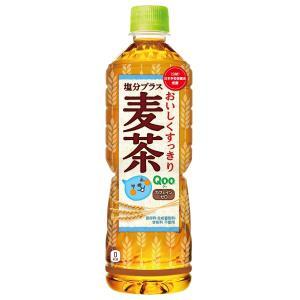 すっきりおいしく、さらに塩分を補給できる麦茶です。ナトリウムを約16mg/100ml含有。ゴクゴク飲...