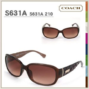 サングラス コーチ COACH レディース メンズ ブランド S631A 210 Oceana Brown オセアナ ブラウン セール salada-bowl