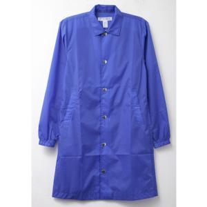 コムデギャルソン SHIRT シャツ ナイロン ジャケット アウター メンズ S24922B ブルー ジャケット メンズ ロゴ おしゃれ 半袖 オシャレ ブランド|salada-bowl