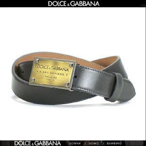 ドルチェ&ガッバーナ ベルト ドルガバ DOLCE&GABBANA ベルト メンズ レディース 新作 ブランド バックル カジュアル ビジネス|salada-bowl