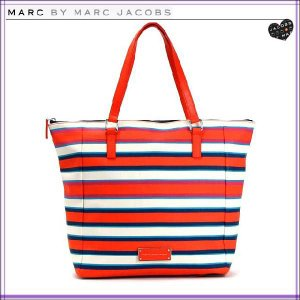 MARC BY MARC JACOBS マークバイマークジェイコブス トートバッグ レディース バッグ トート TAKE ME TOTE RUBBER 人気 ブランド セール|salada-bowl