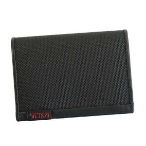 トゥミ TUMI カードケース 名刺入れ IDケース 119256 ALPHA SLG アルファ エスエルジー BLACK ブラック|salada-bowl