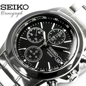 腕時計 セイコー SEIKO SND309 メンズ クロノグ...