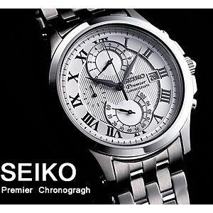 腕時計 セイコー SEIKO プルミエSPC065P1 メン...
