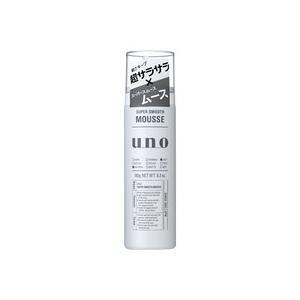 資生堂 Shiseido uno ウーノ スーパーサラサラムース 180g|salon-de-miel