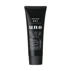 資生堂 Shiseido uno ウーノ スーパーハードジェル 180g|salon-de-miel
