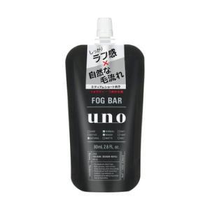 【ネコポス対応商品】 資生堂 Shiseido uno ウーノ フォグバー しっかりデザイン(つめかえ用) 80ml|salon-de-miel
