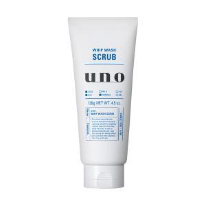 資生堂 Shiseido uno ウーノ ホイップウォッシュ(スクラブ) 130g|salon-de-miel