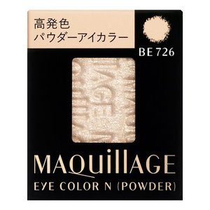 資生堂 マキアージュ アイカラーN (パウダー)(レフィル) BE726 【ネコポス対応商品】|salon-de-miel