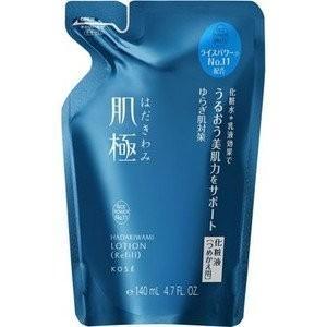 【ネコポス対応商品】  ☆10%OFF☆ KOSE コーセー 肌極 化粧液(つめかえ用) 140ml|salon-de-miel