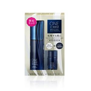 ☆限定品☆ KOSE コーセー ONE BY KOSE 薬用保湿美容液 レギュラーサイズ 限定セット I|salon-de-miel