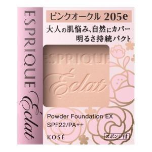KOSE コーセー エスプリーク エクラ 明るさ持続 パクト EX PO205e 【ネコポス対応商品】|salon-de-miel