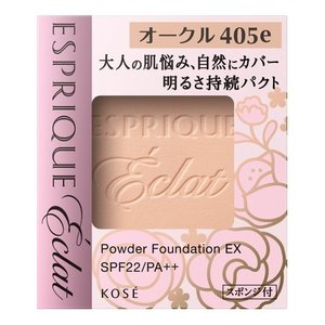 KOSE コーセー エスプリーク エクラ 明るさ持続 パクト EX OC405e 【ネコポス対応商品】|salon-de-miel
